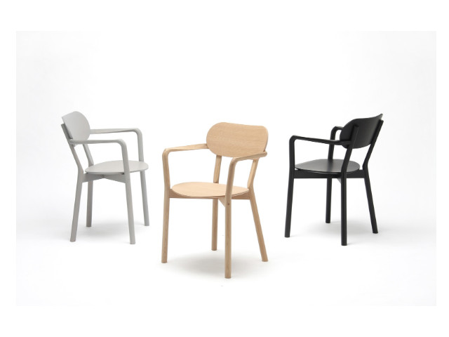 CASTOR ARMCHAIR PLUS