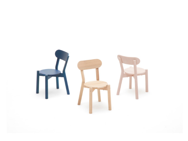 CASTOR KIDS CHAIR