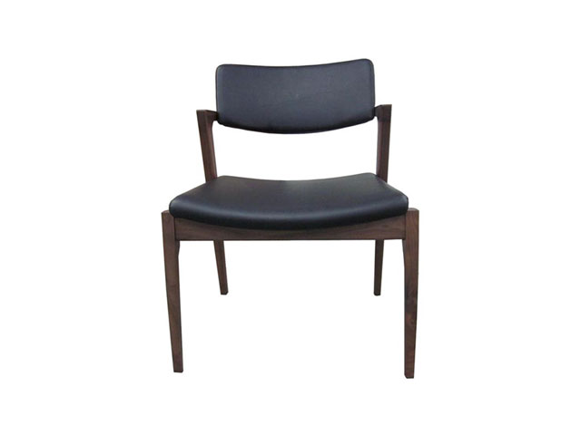 KOTI WIDE ARMLESS CHAIR