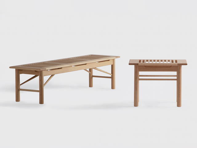 FLAX BENCH