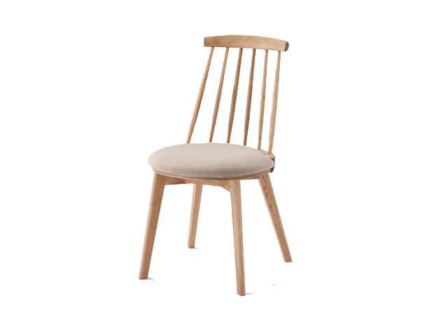 JASMINE DINING CHAIR H