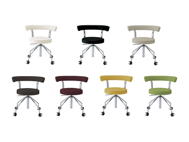 ROUND ARM CHAIR DD-C380