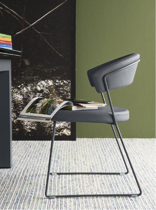 NEW YORK CB/1084-SK DINING CHAIR