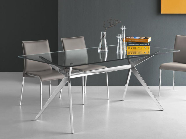 SEVEN CB/4042-RC G DINING TABLE