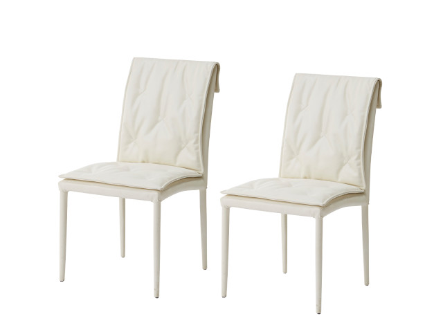 F307 DINING CHAIR (Set of 2)