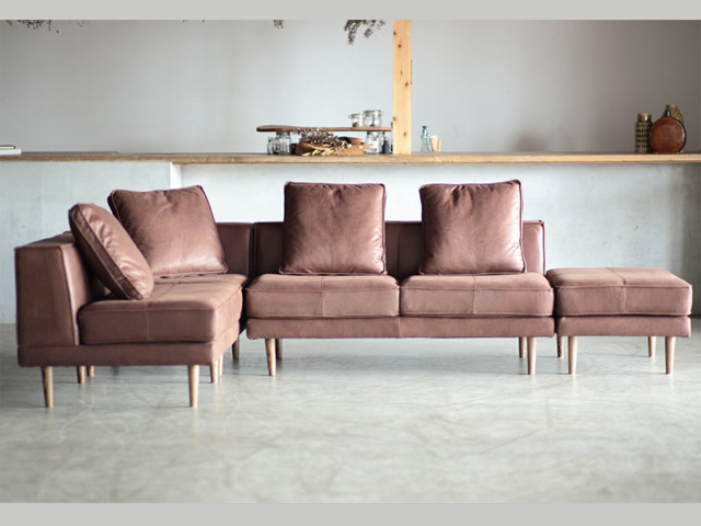 DOLLY SYSTEM SOFA