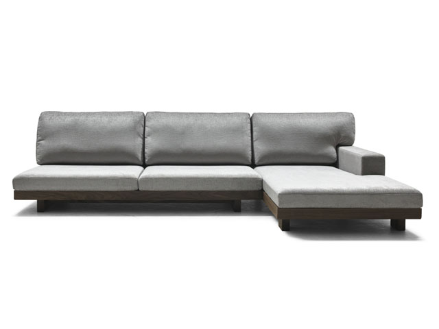 DANISH COUCH CORNER SOFA