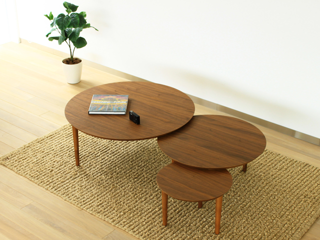 BALLOON LIVING TABLE 90-3