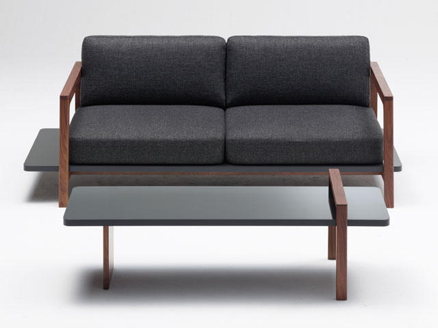 BEBR-SF BRIDGE SOFA