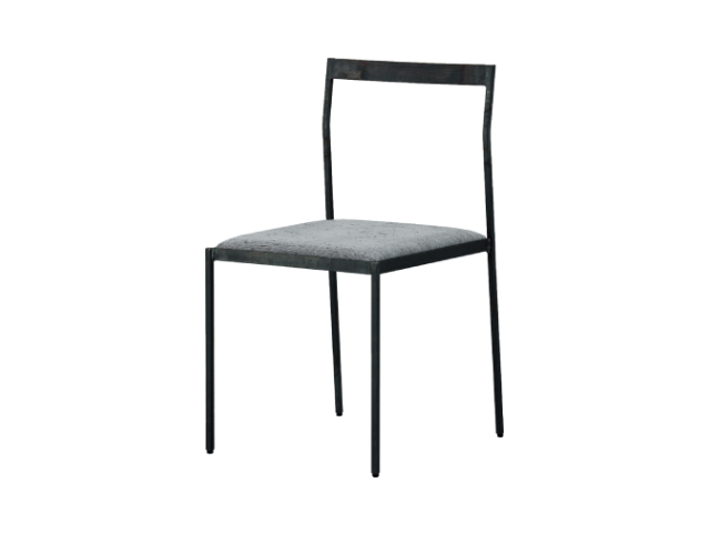 FKU1155 SHIN ARMLESS CHAIR